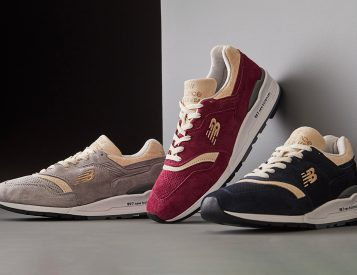 Todd Snyder x New Balance Triborough Collection