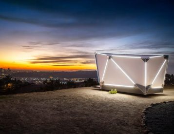 Launch Your Own Escape Pod with the Jupe Flat Pack Shelter