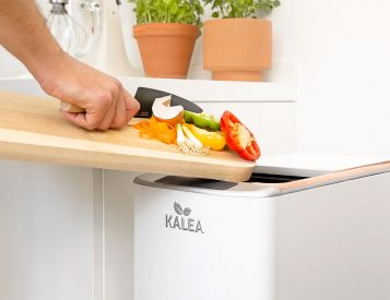 Convert Kitchen Waste Into Compost in Just 48 Hours