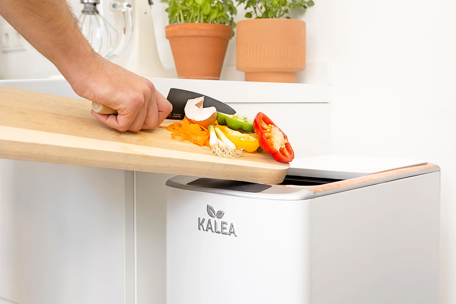 Convert Kitchen Waste Into Compost in Just 48 Hours at werd.com