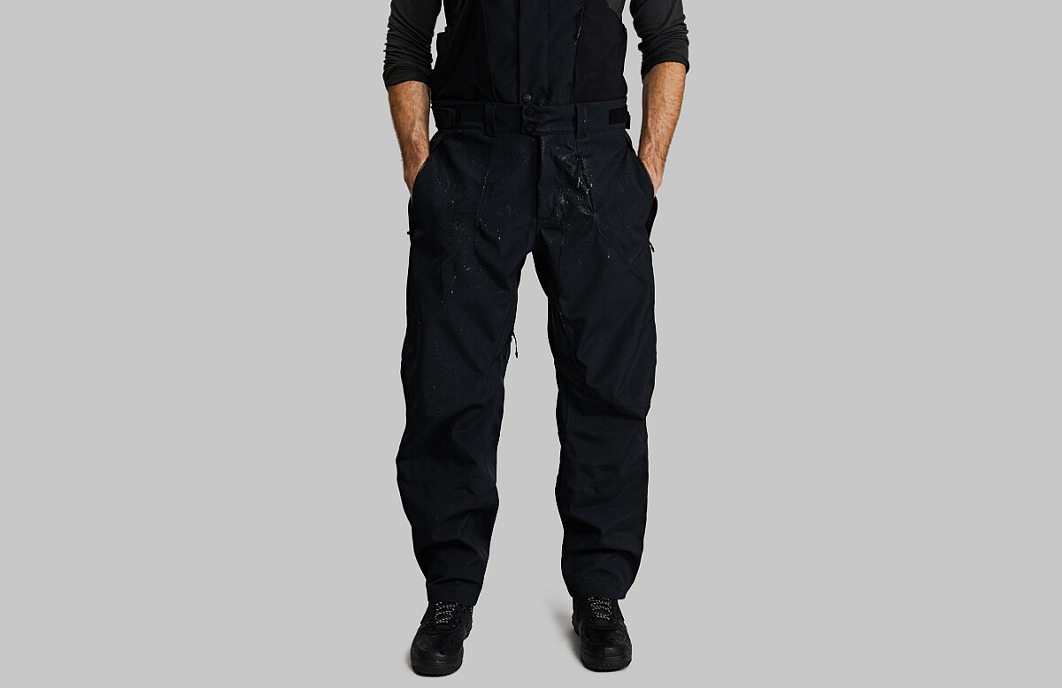 Vollebak Made the Only Snow Pants You'll Ever Need at werd.com
