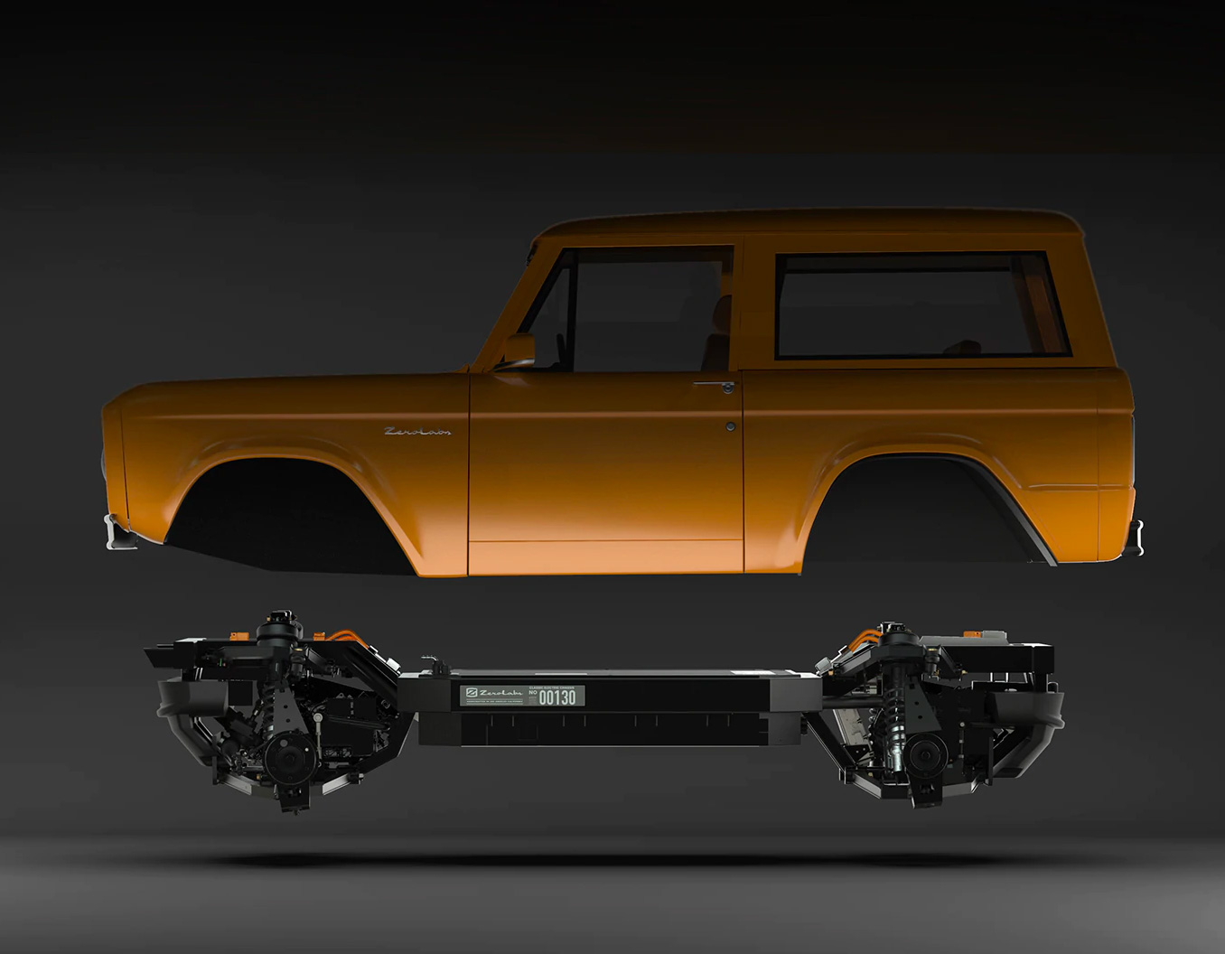 Electrify Your Off-Road Classic with Zero Labs E-Platform at werd.com