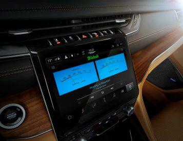 2021 Jeep Grand Cherokee L Gets 950-Watt McIntosh Sound System