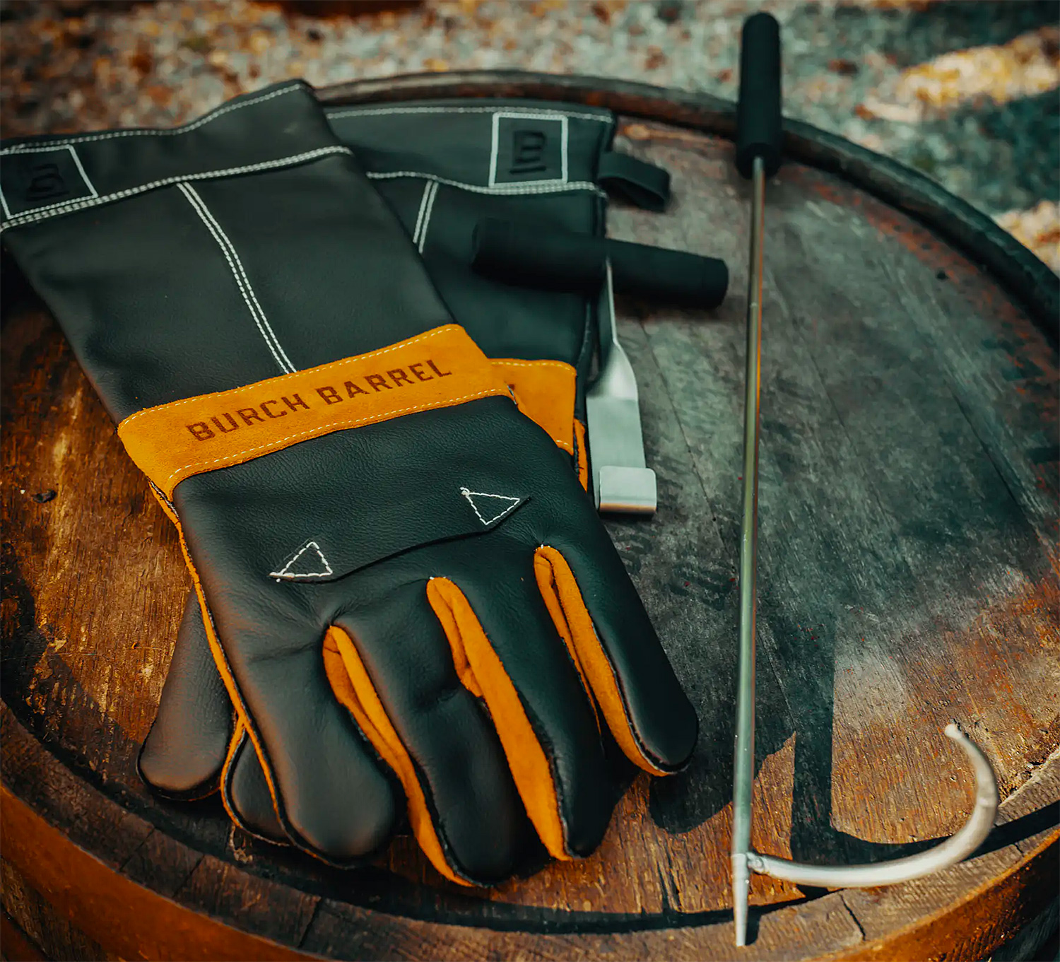 Don't Get Burned: Burch Barrel's Stockman Gloves at werd.com