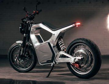 SONDORS Electric Metacycle is Fresh & Freeway Fast