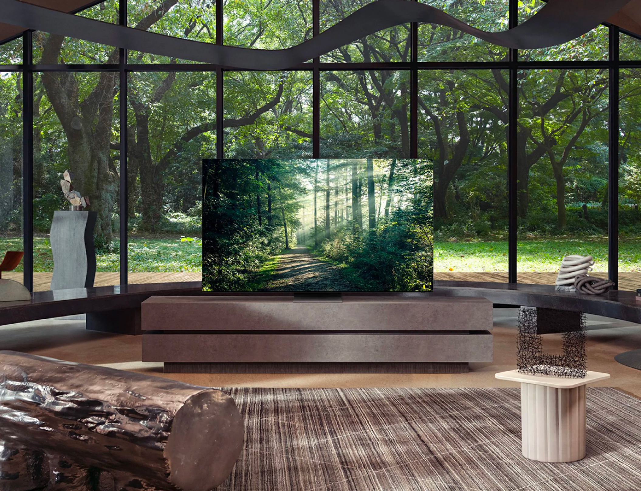 Samsung Introduces QLED Technology in its Flagship 8K TVs at werd.com