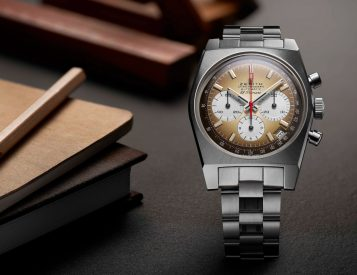 Zenith's Chronomaster Revival A385 is an Instant Classic