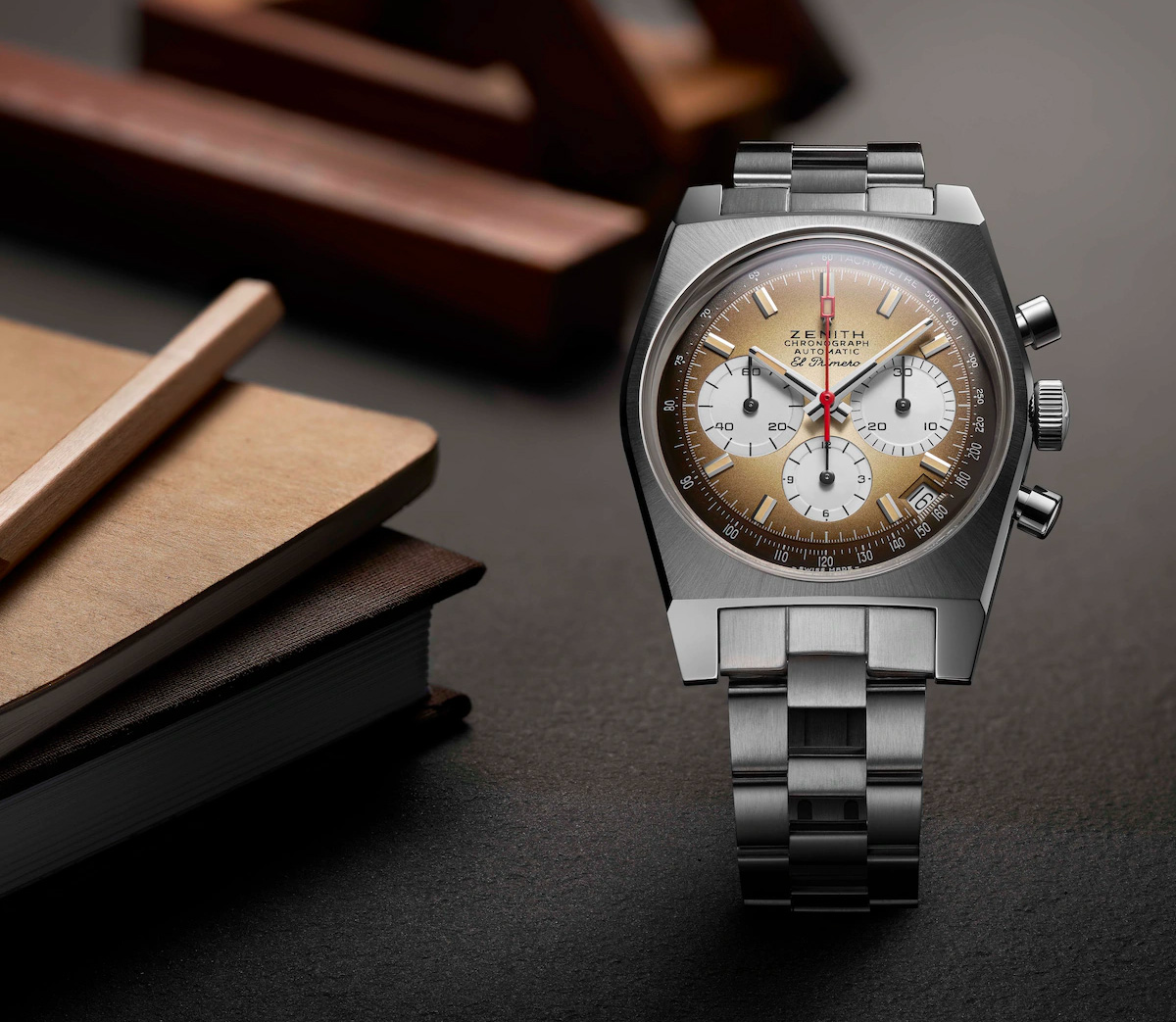 Zenith's Chronomaster Revival A385 is an Instant Classic at werd.com