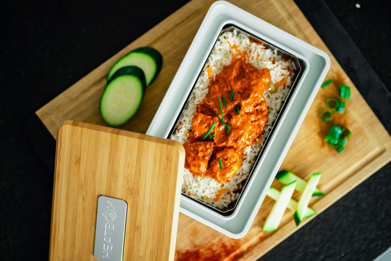 Heatbox Delivers Hot Lunch Anywhere & Everywhere at werd.com