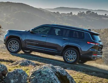 Jeep Unveils 2021 Grand Cherokee L
