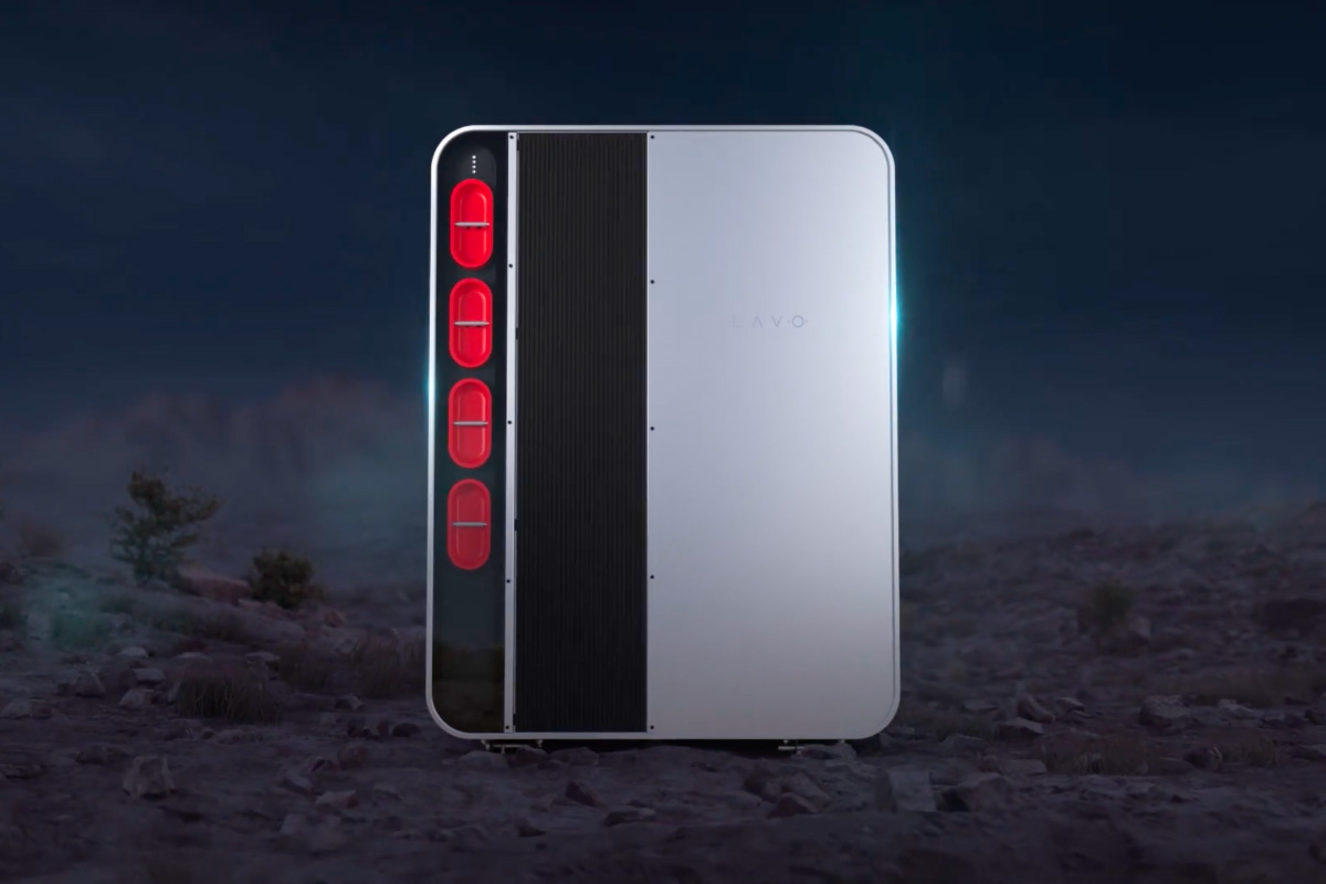 The Lavo System Powers Your Home with Hydrogen at werd.com