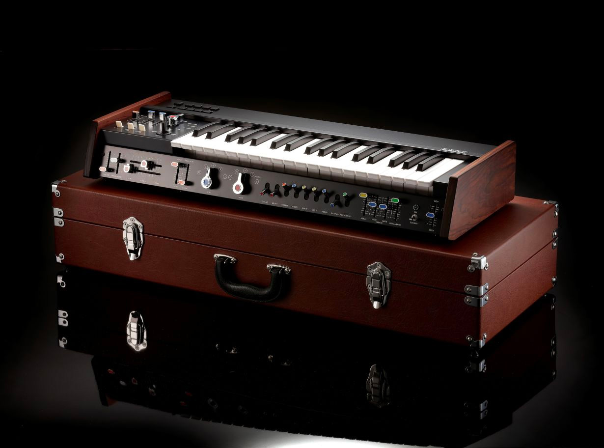miniKORG 700 Revives Analog Synth Classic at werd.com