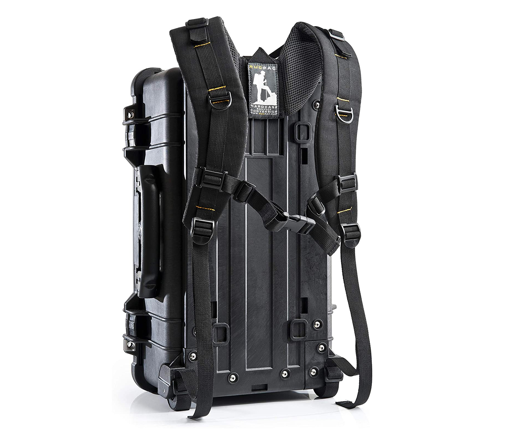 Turn Your Pelican into a Pack with this Comfy Conversion Kit at werd.com