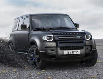 The 2022 Defender V8 is the Most Powerful Land Rover Ever