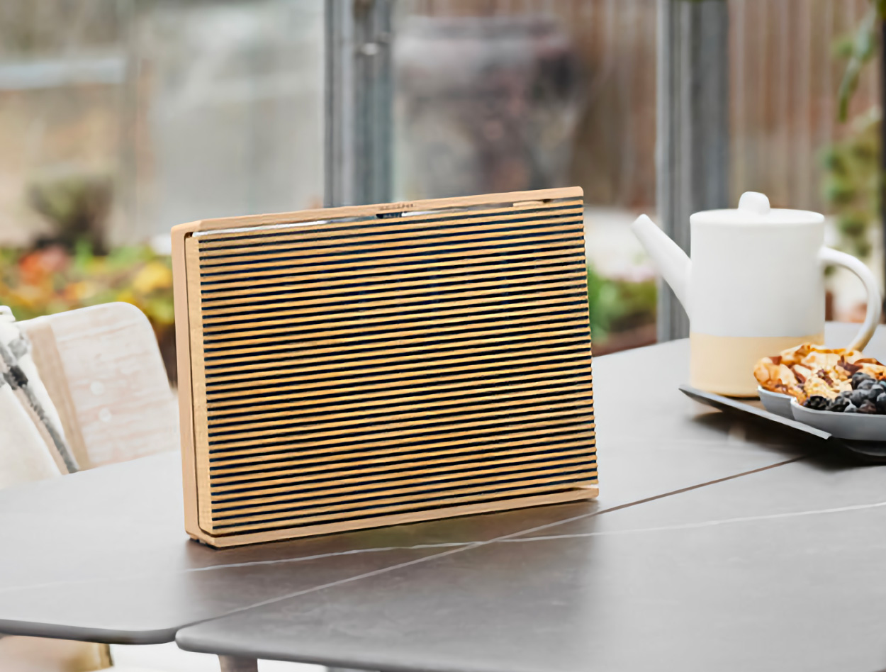 The Beosound Level is a Futureproof Connected Home Speaker at werd.com