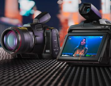 Blackmagic Introduces 6K Pocket Cinema Camera Pro