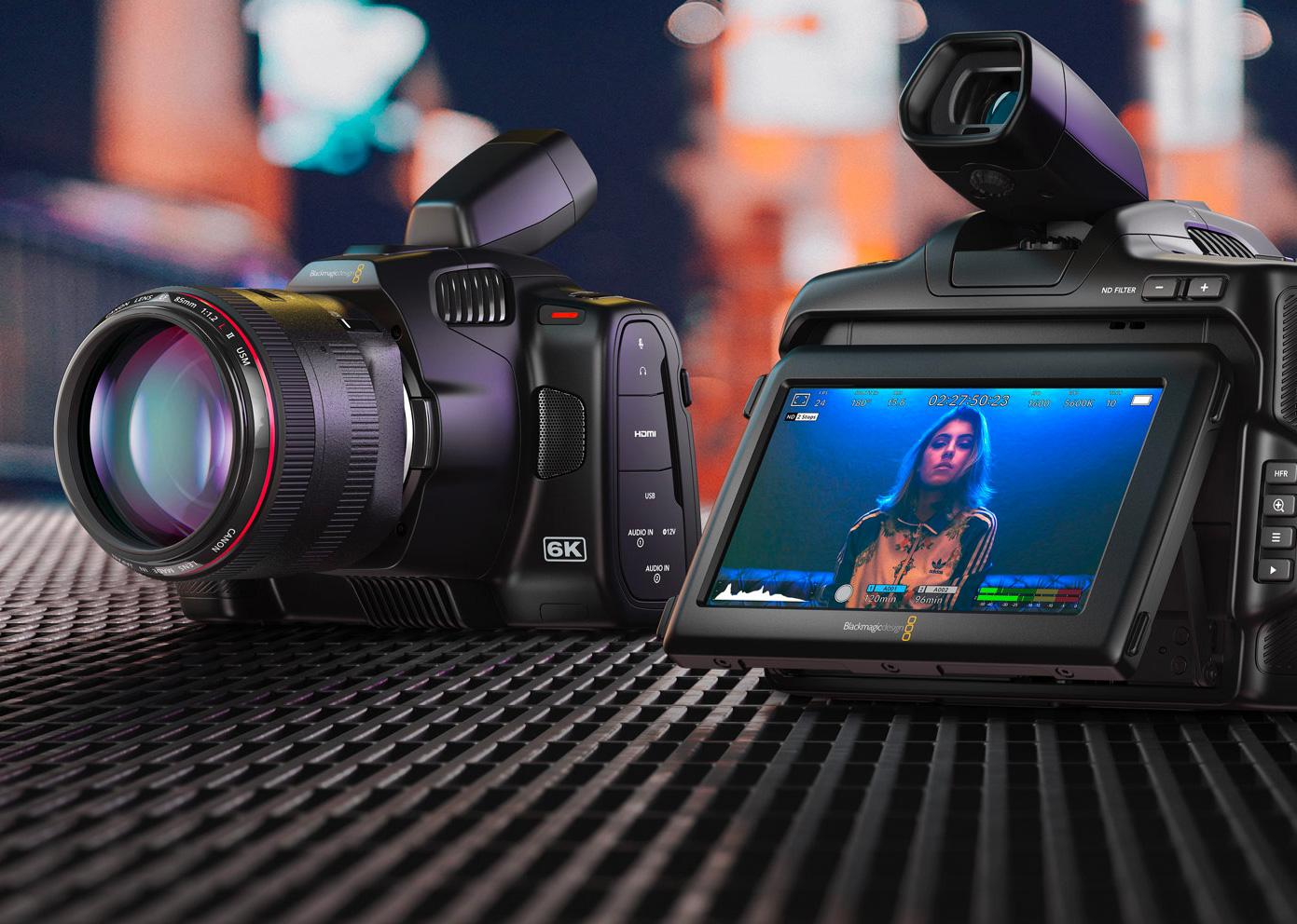 Blackmagic Introduces 6K Pocket Cinema Camera Pro at werd.com