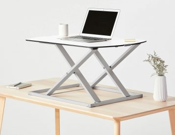 Stand-Up and Get To Work with this Desk Converter