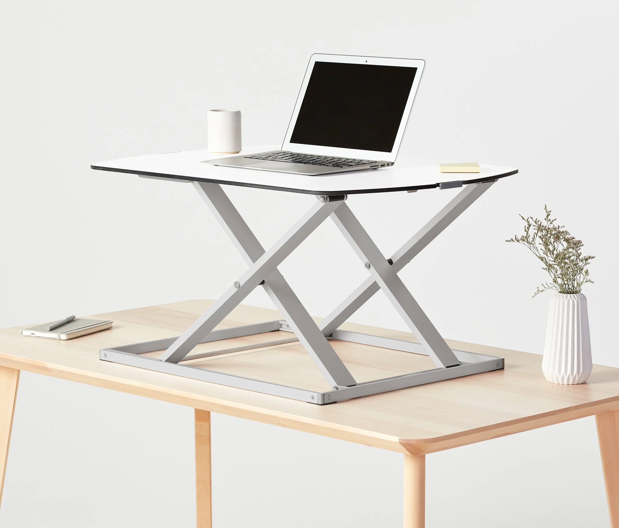 Stand-Up and Get To Work with this Desk Converter at werd.com