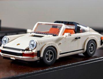 LEGO Rolls Out Dad-Level Porsche 911 Creator Expert