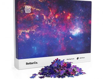 See Stars: 1000-Piece Milky Way Puzzle