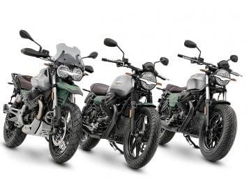 Moto Guzzi Turns 100 & Celebrates with a Range of Race-Inspired Rides