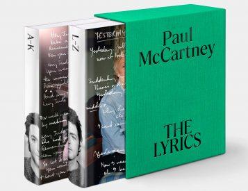 Paul McCartney to Release 2-Volume Memoir <i>The Lyrics</i>