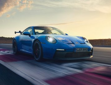 Helmet Not Included: Porsche Unveils All-New 911 GT3