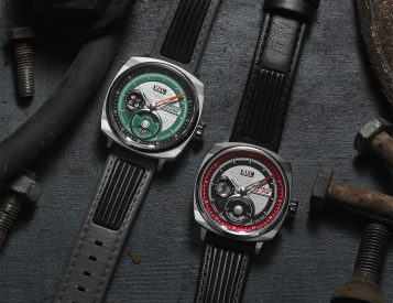 A Classic Shelby Mustang That Fits On Your Wrist