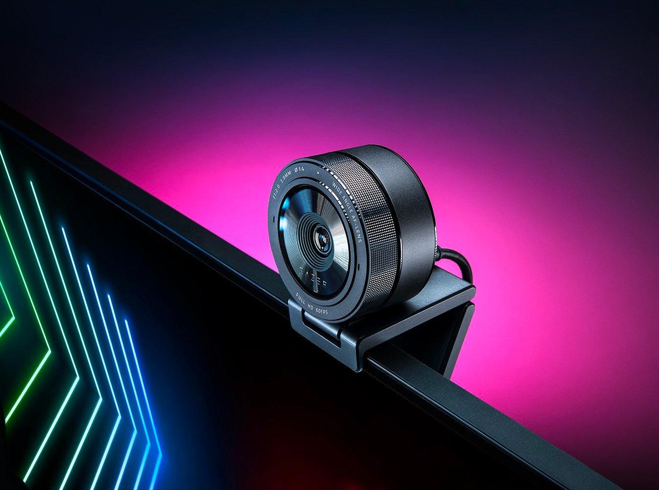 Show Them Your Best Self with Razer's Kiyo Pro Webcam at werd.com