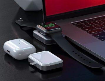 This USB-C Qi Charger is Compact & Cordless