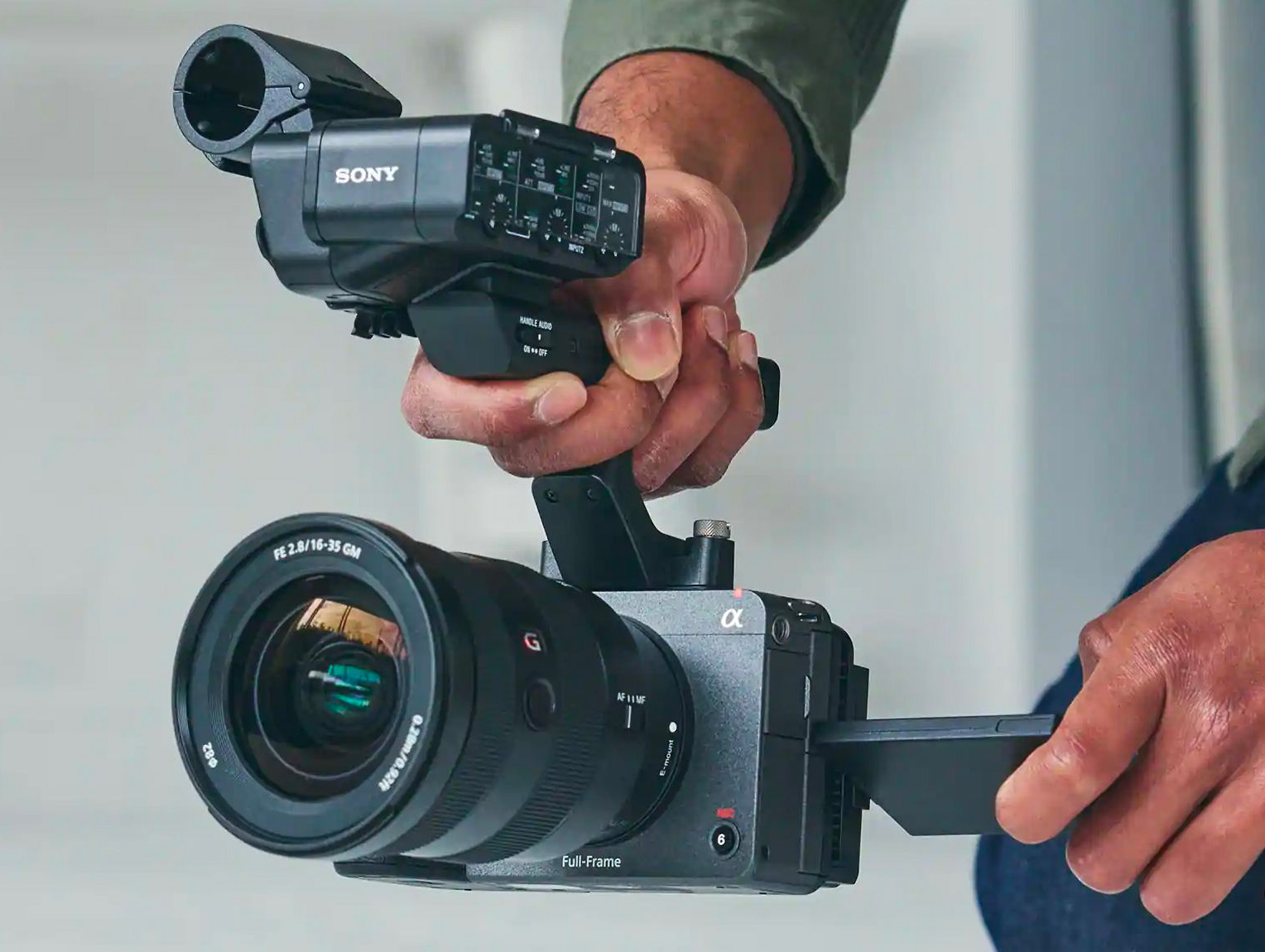 Sony Introduces FX3 Compact Cinema Camera at werd.com