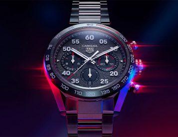 TAG Heuer & Porsche Create Carrera Porsche Chronograph