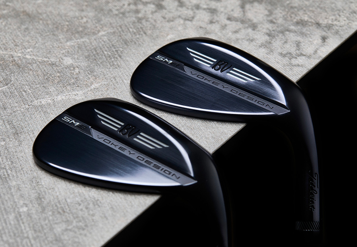 Get Back On the Green with Titleist SM8 Slate Blue Wedge at werd.com