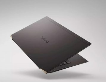 Carbon Fiber Makes the Vaio Z Laptop Lighter than Air