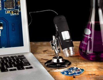 Expand Your Vision with Veho's Discovery USB Microscope