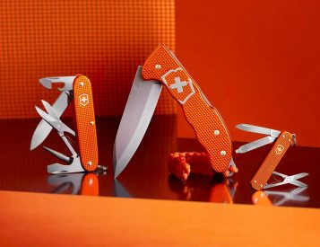 Victorinox Limited Edition Alox: High-Vis, High Performance