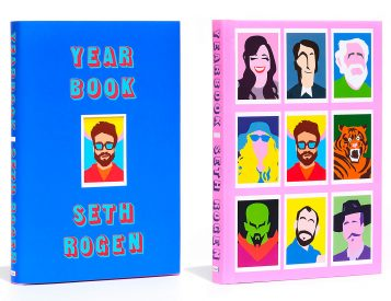 Seth Rogen Shares Stoney Stories in <i>Yearbook</i>