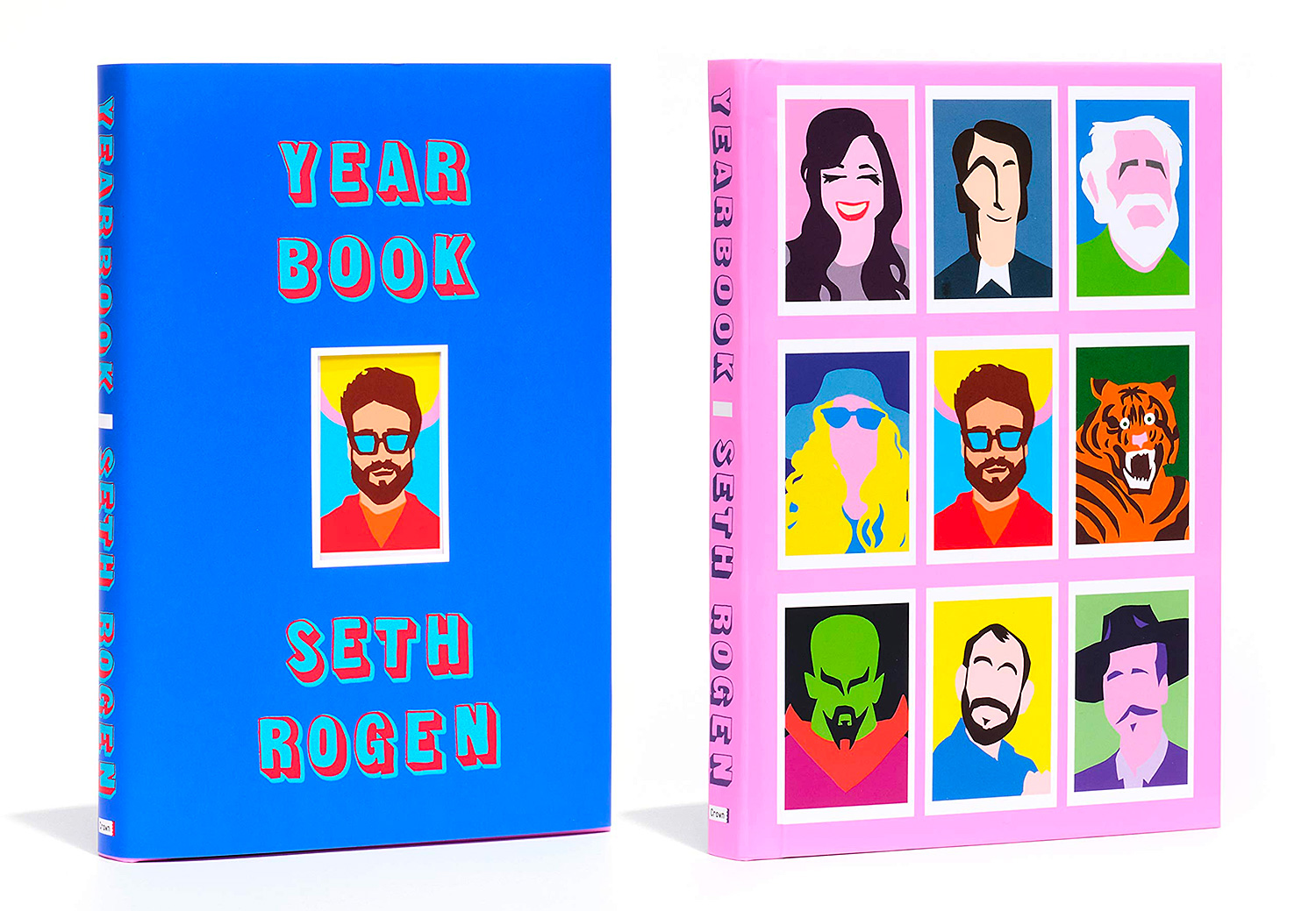 Seth Rogen Shares Stoney Stories in <i>Yearbook</i> at werd.com