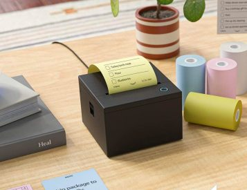 Let Alexa Do It: Amazon Introduces Smart Sticky Note Printer