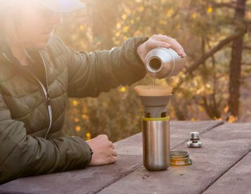 Brew the Perfect Pour-Over Anywhere with Cuppamoka