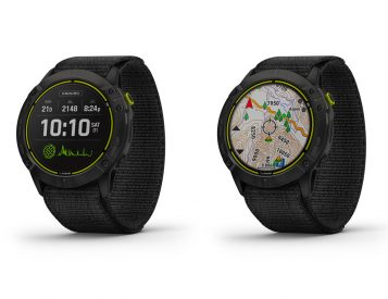 Solar-Charged Garmin Enduro Goes the Ultra-Distance