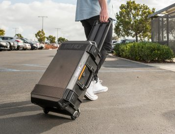 Pelican Rolls Out 525 Vault Carry-On Case