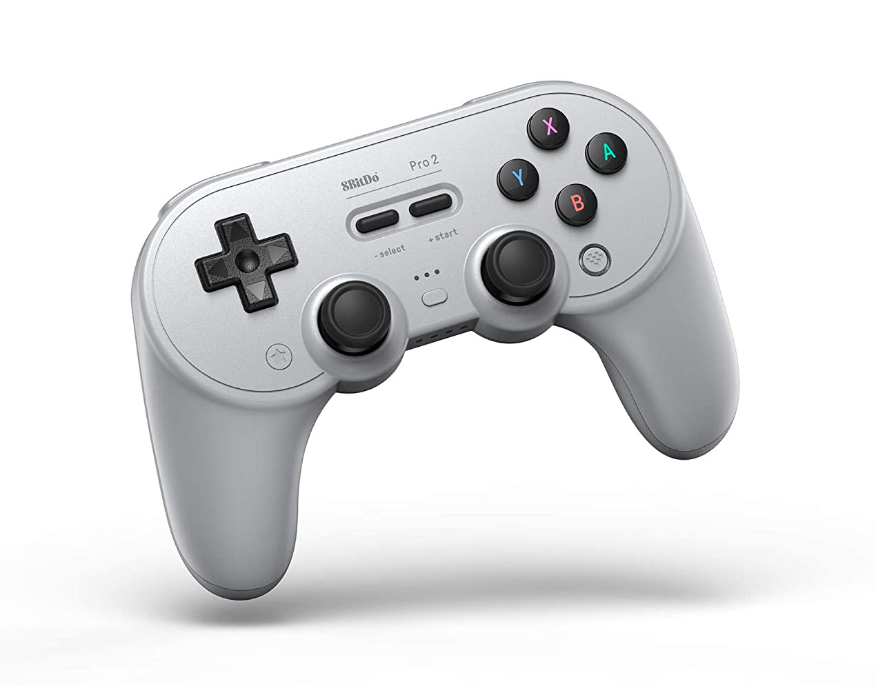 8BitDo Levels Up with Pro2 Game Controller at werd.com