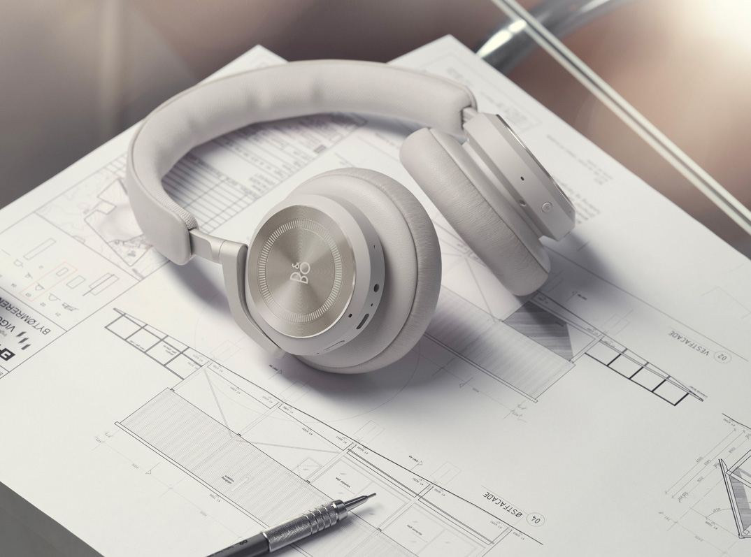 Bang & Olufsen Introduce Flagship Beoplay HX at werd.com