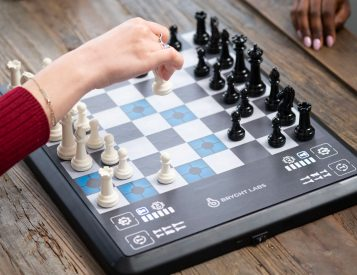 The ChessUp Connected Chess Board is Your Live Instructor