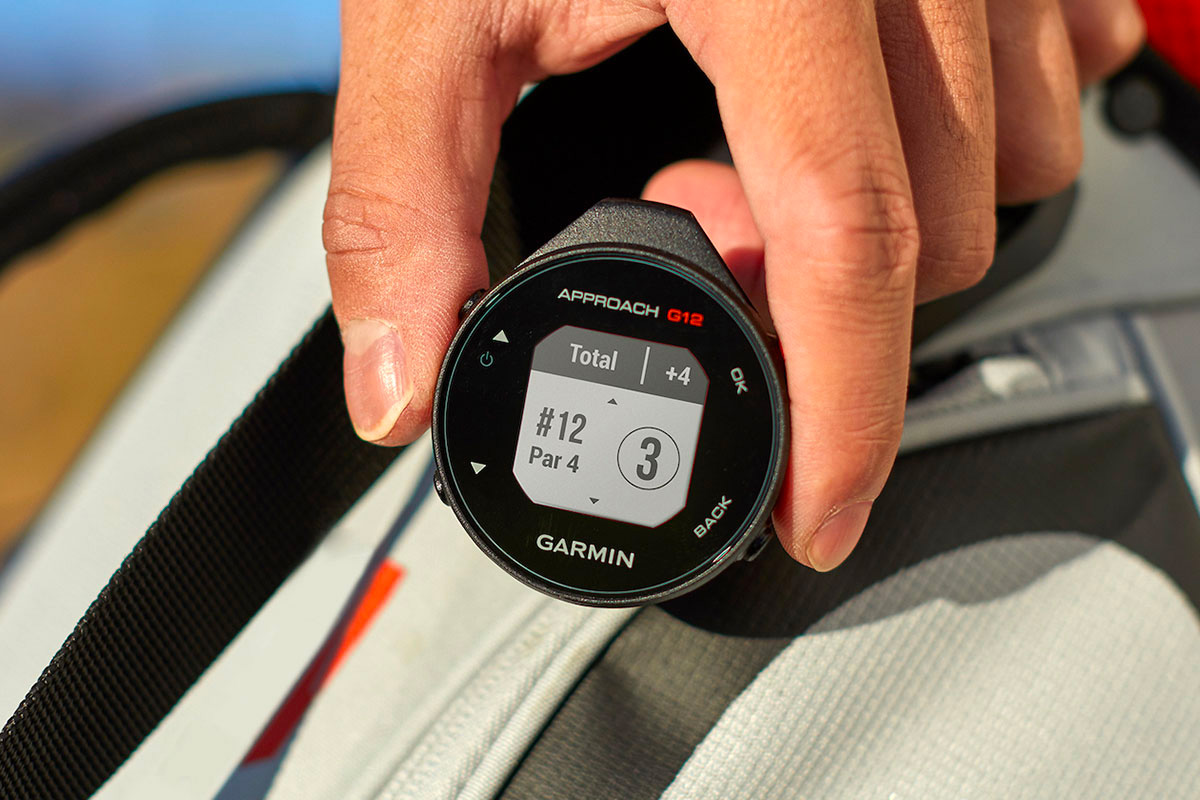 Garmin's Approach G12 Might Be the Ultimate Golf Partner at werd.com