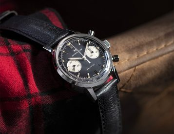 Vintage Vibe: Hamilton's Intra-Matic Chronograph H