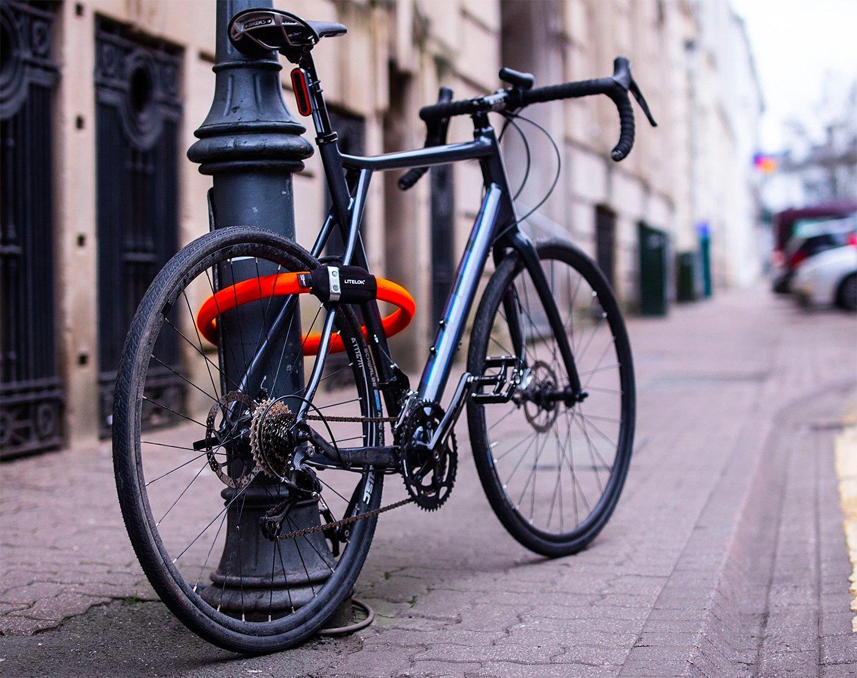 Make Your Bike Theftproof with Litelok Core at werd.com
