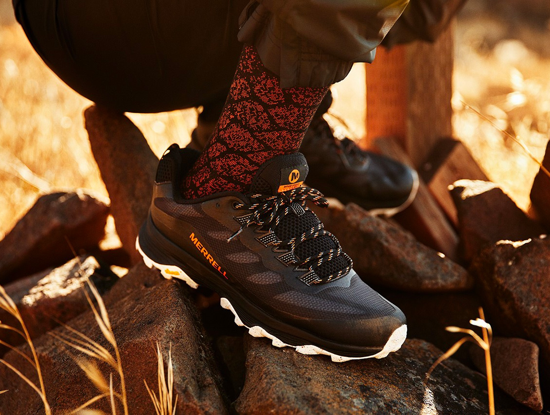 Merrell's Moab Speed Trail Shoe Goes Even Harder with GORE-TEX at werd.com